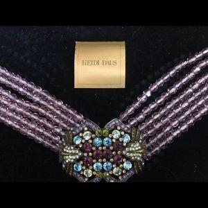 Costume jewelry- choker-Vintage